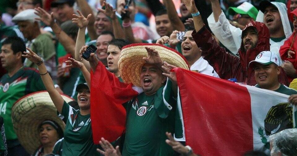 Мексиканские болельщики спровоцировали землетрясение