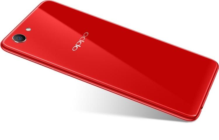 Oppo A73s: смартфон с экраном FHD+ и процессором Helio P60