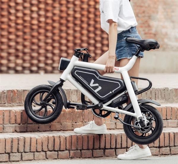Xiaomi представила миниатюрный электрический велосипед за $260