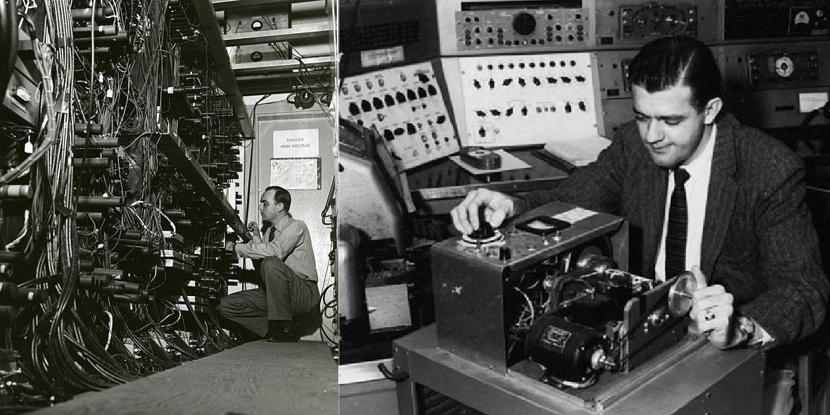 Когда горы были высокими, а портативные компьютеры — большими: еще немного истории IT - 2