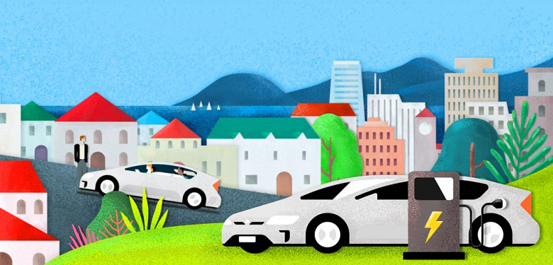Водители Uber, использующие электромобили, будут получать больше