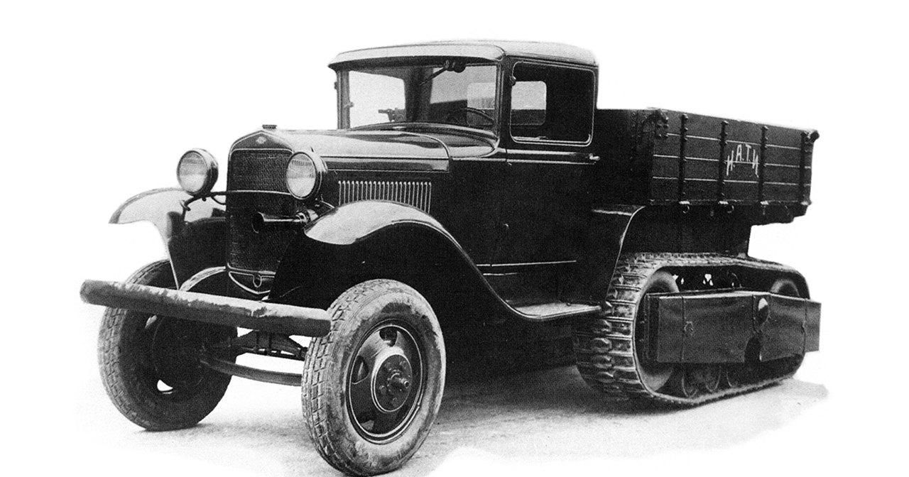 10 автомобилей НАМИ: советские концепты