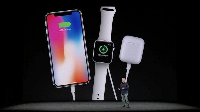 Оказалось, что беспроводная зарядная станция Apple AirPower работает под управлением собственной урезанной версии iOS