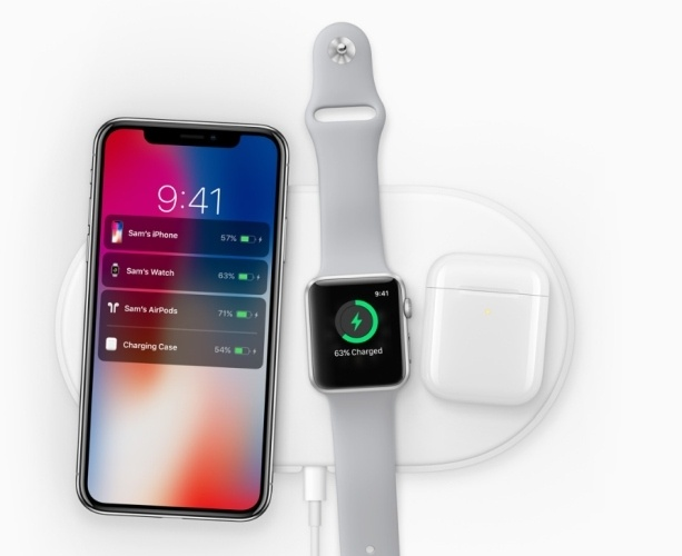 Bloomberg: зарядная станция Apple AirPower выйдет в третьем квартале