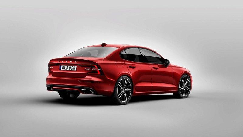Volvo презентовала новый седан S60