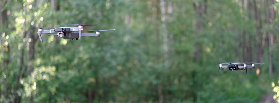 Сравнение квадрокоптеров DJI Mavic Pro и Mavic Air - 12