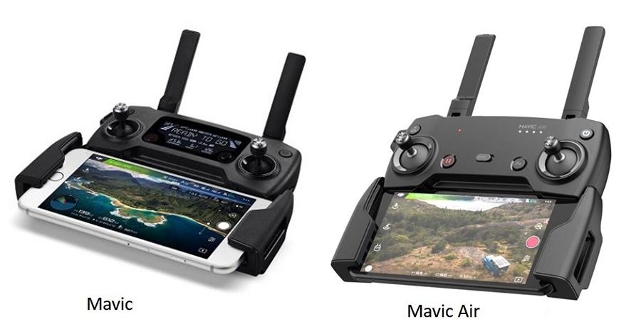 Сравнение квадрокоптеров DJI Mavic Pro и Mavic Air - 14