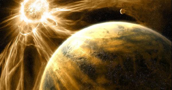 Вспышка на Солнце может уничтожить земные технологии