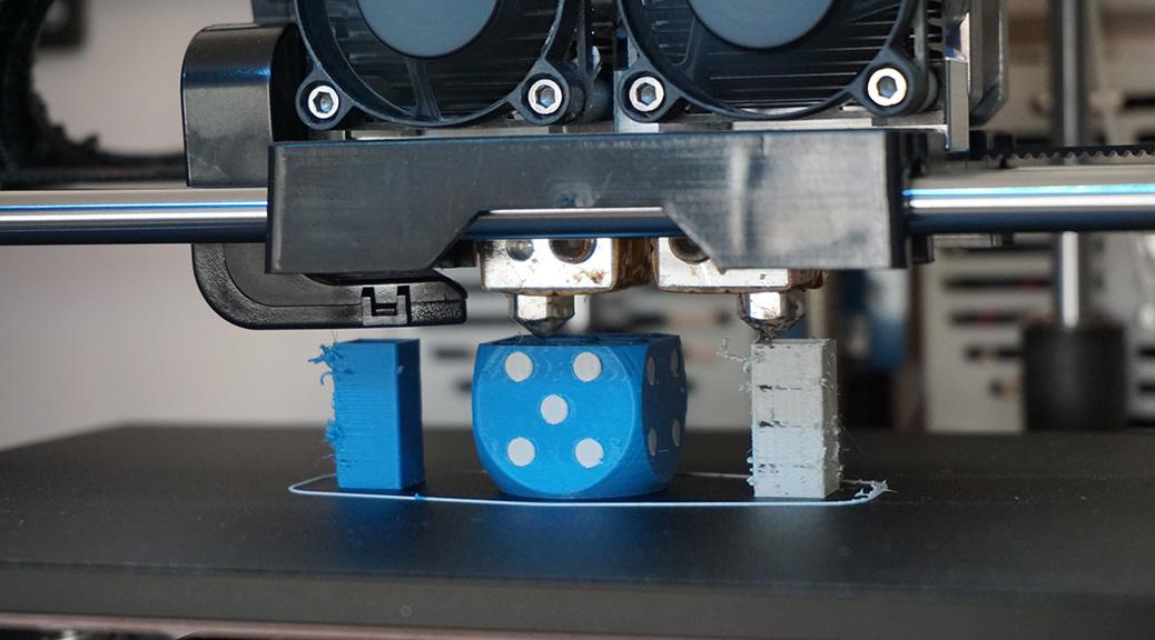 Зачем 2 экструдера в 3D принтере? - 2