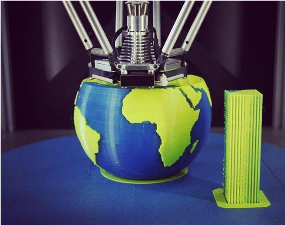 Зачем 2 экструдера в 3D принтере? - 3