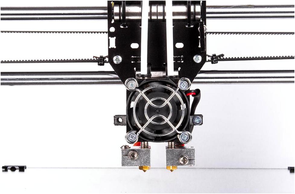 Зачем 2 экструдера в 3D принтере? - 1