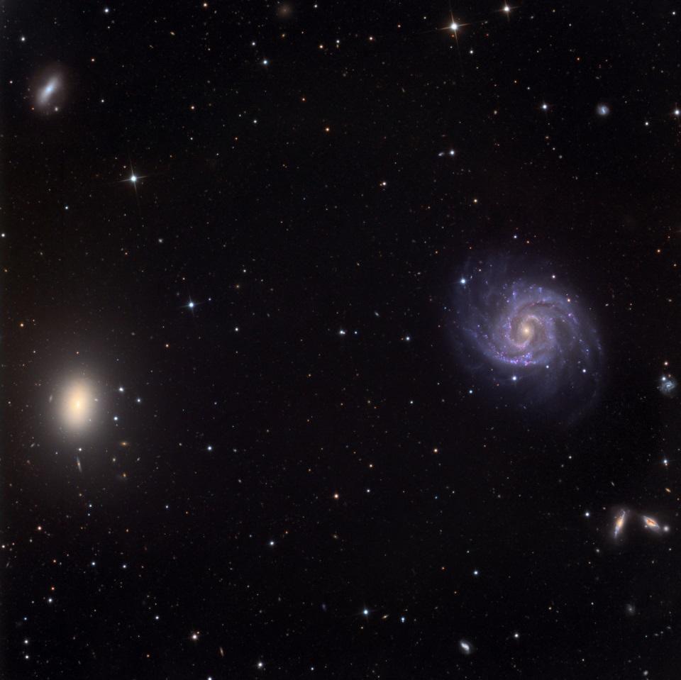 5 способов создать галактику без тёмной материи - 3