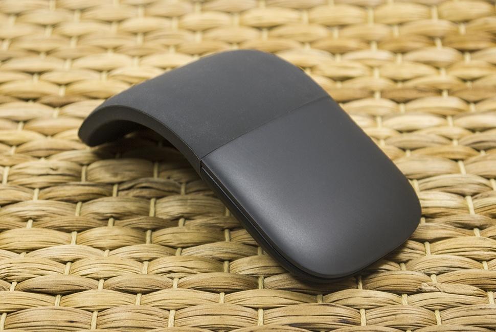 Обзор Microsoft Arc Mouse - 11