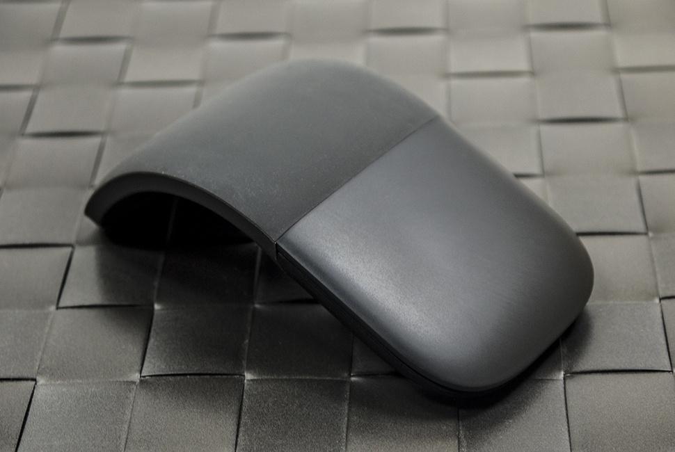 Обзор Microsoft Arc Mouse - 14