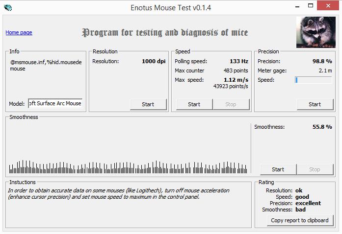 Обзор Microsoft Arc Mouse - 15