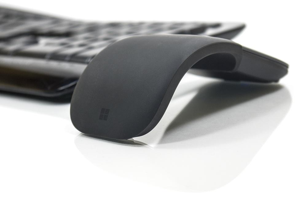 Обзор Microsoft Arc Mouse - 1