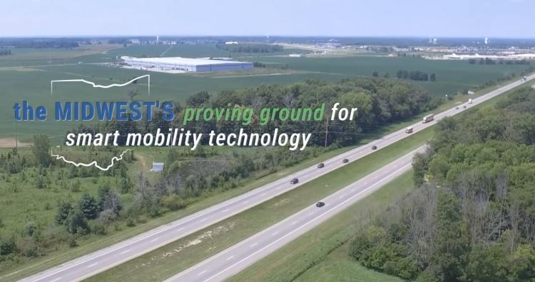 В США мониторинг дорожного движения хотят доверить дронам