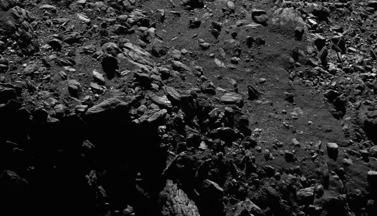 Завершено создание архива миссии Rosetta по изучению кометы Чурюмова-Герасименко