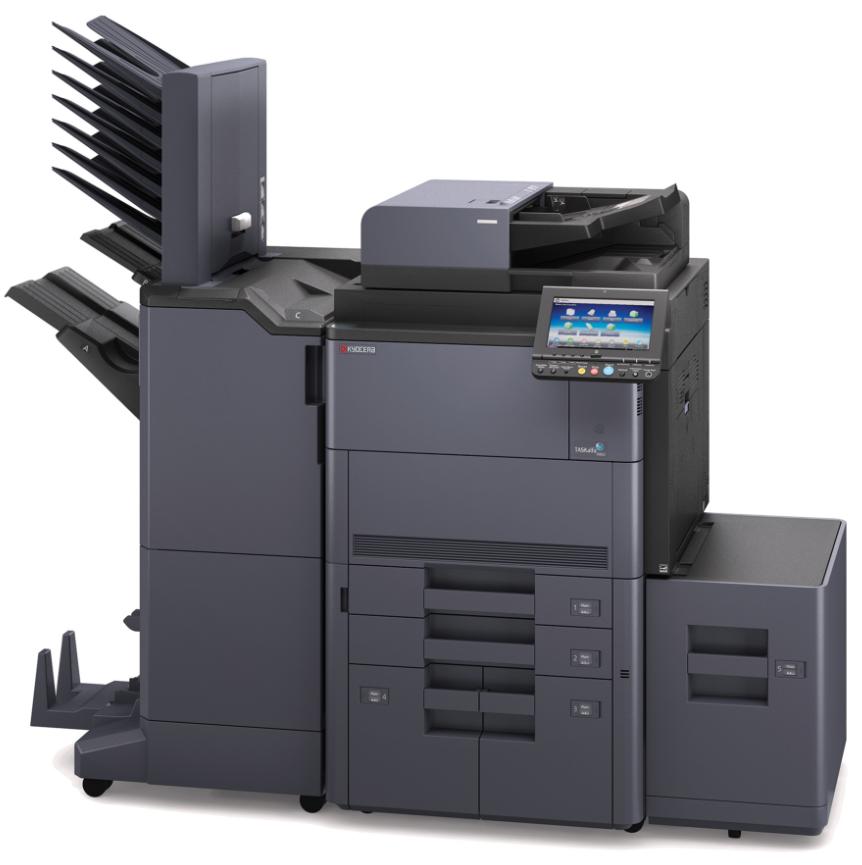 Корпоративная печать, follow me, secure print - 2