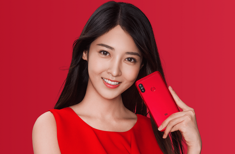 Представлен смартфон Xiaomi Redmi 6 Pro, который очень мало отличается от Redmi 5 Plus