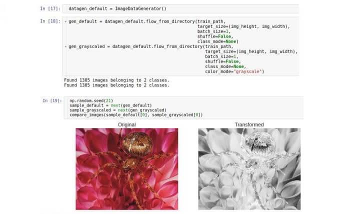 AI, практический курс. Предобработка и дополнение данных с изображениями - 7