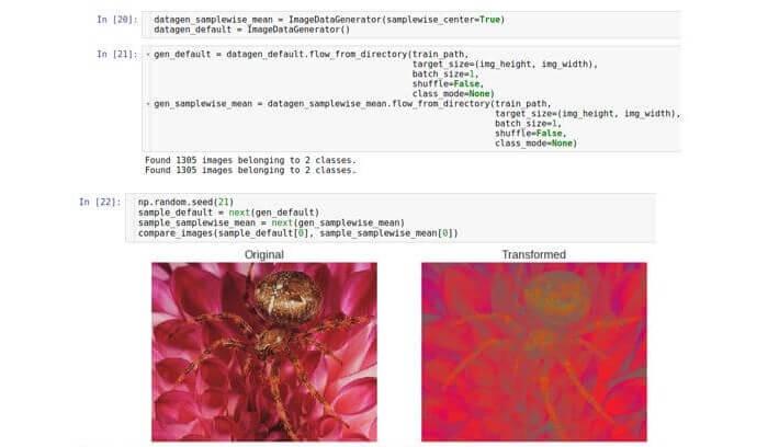 AI, практический курс. Предобработка и дополнение данных с изображениями - 8