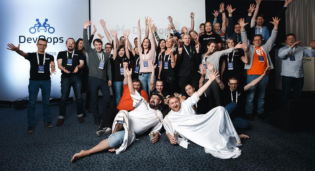 Анонс DevOps-конференции DevOops 2018 - 1