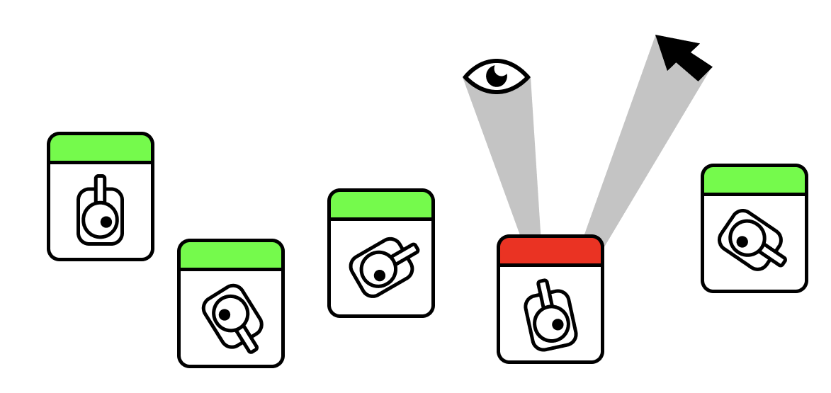 Ещё одна погоня за мечтой. RTS + eyetracker руками студента - 6