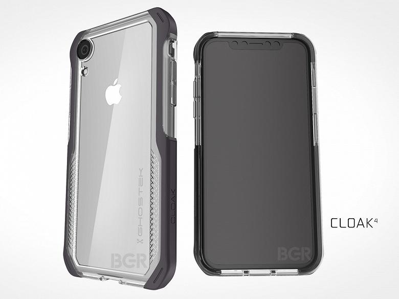 У смартфона iPhone 9 рамки вокруг экрана будут толще, чем у iPhone X