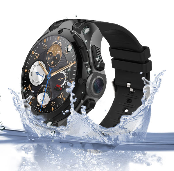 Умные часы Ckyrin S10 получили модем 3G, камеру, Android 7.0 и защиту от воды