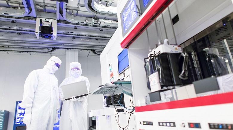 Samsung будет использовать EUV в производстве датчиков изображения