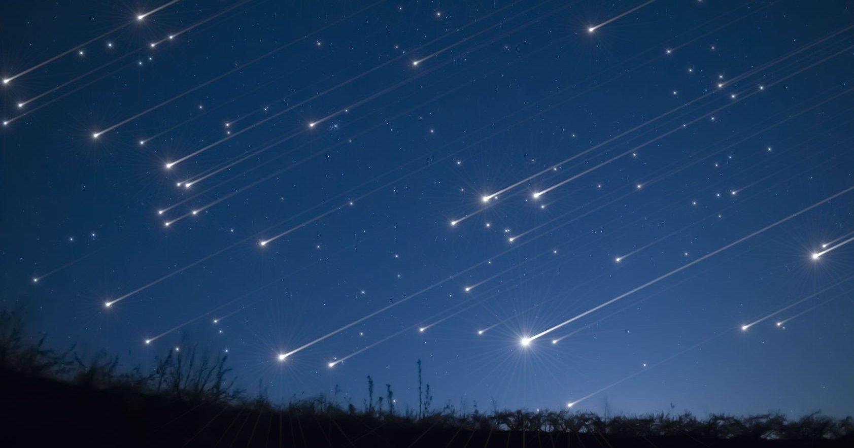 Астрономы спрогнозировали летний звездопад в конце июля