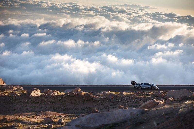 Электромобиль Volkswagen установил абсолютный рекорд на Пайкс Пик