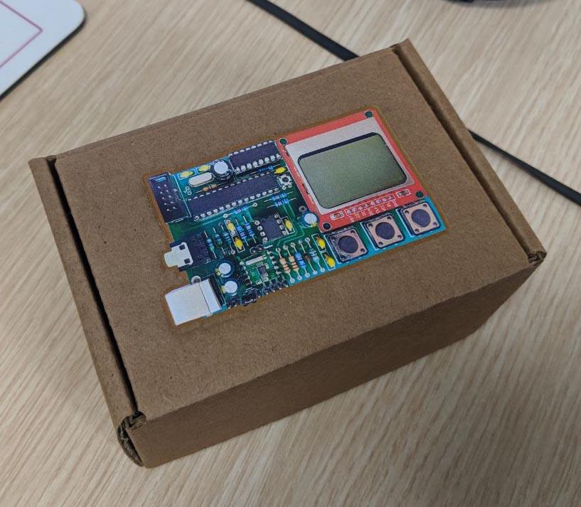 Радиоконструктор: FM радио на базе Atmega328-P и RDA5807M - 11
