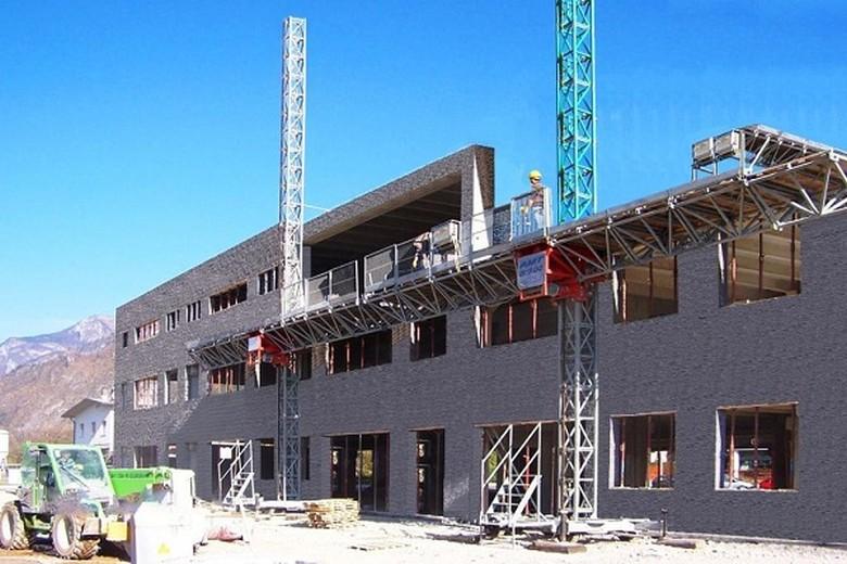 В Ярославле выпускают строительные принтеры для печати домов 5−6 этажей - 1
