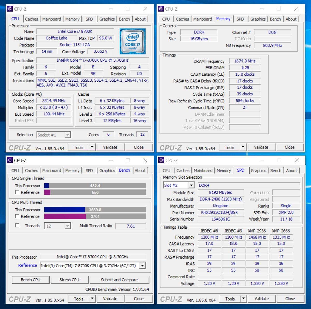 Во-первых, это быстро. Но и очень красиво! Тестирование оперативной памяти HyperX Predator RGB - 12