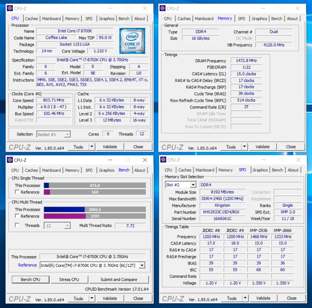 Во-первых, это быстро. Но и очень красиво! Тестирование оперативной памяти HyperX Predator RGB - 5