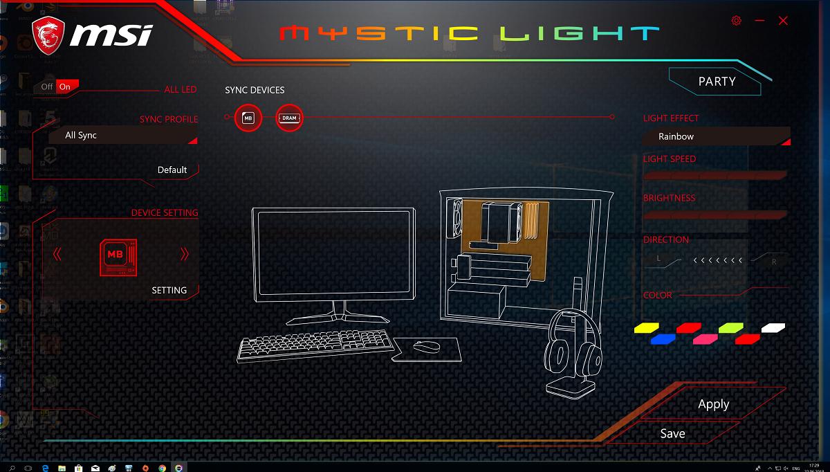 Во-первых, это быстро. Но и очень красиво! Тестирование оперативной памяти HyperX Predator RGB - 7