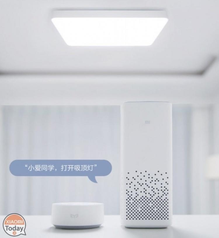 Xiaomi анонсировала потолочный смарт-светильник Yeelight LED Ceiling Lamp Pro