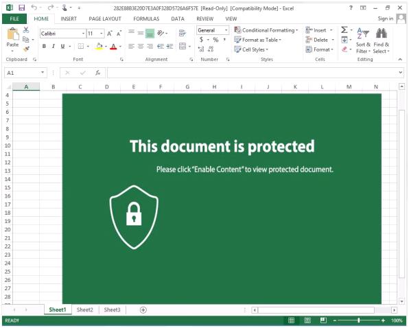 Безопасность Microsoft Office: макросы VBA - 11