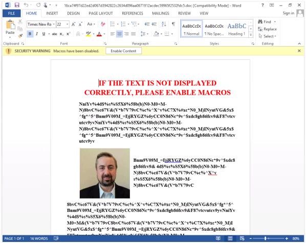 Безопасность Microsoft Office: макросы VBA - 12