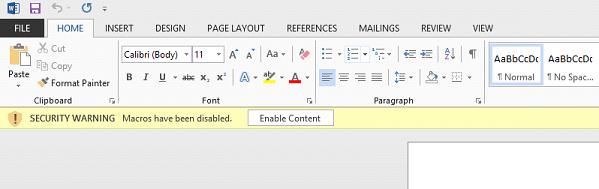Безопасность Microsoft Office: макросы VBA - 9