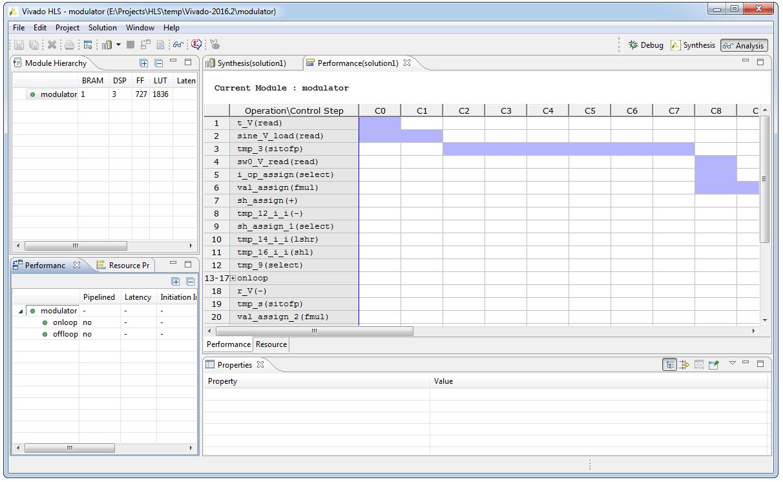 Разработка интерфейсных плат на SoC Xilinx Zynq 7000 для записи речи в аналоговом и цифровом формате - 24
