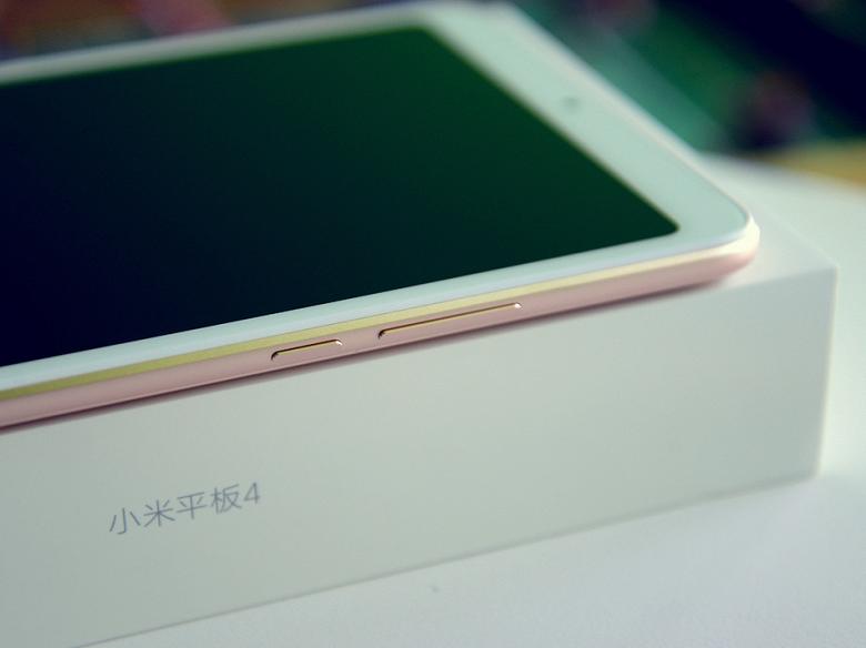 Фотогалерея дня: живые фото Xiaomi Mi Pad 4