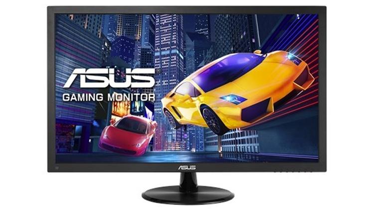 Игровой монитор ASUS VP248QG имеет время отклика в 1 мс