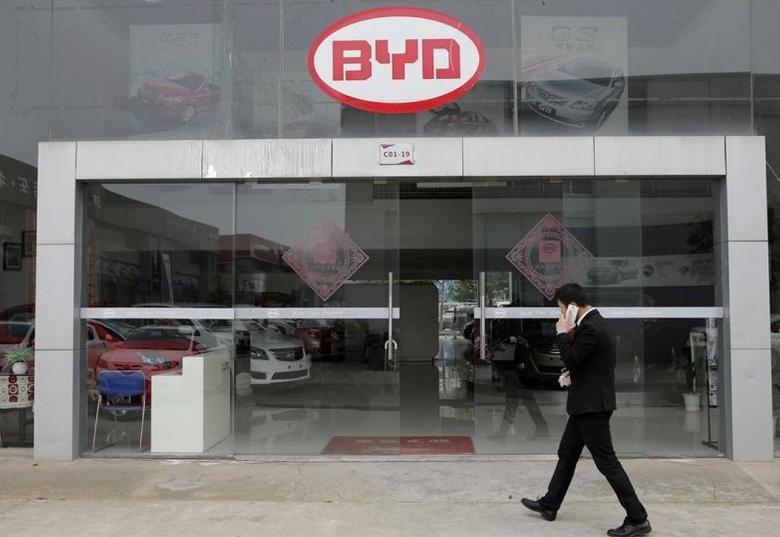 Китайский производитель электромобилей BYD за год построит крупнейшую в мире аккумуляторную фабрику