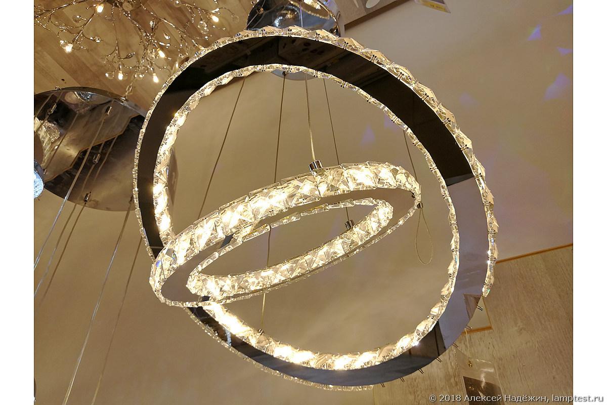 Почему не стоит покупать светодиодные люстры - 1