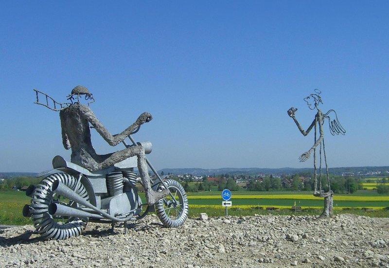 Позитивные скульптуры Ивана Песталоцци