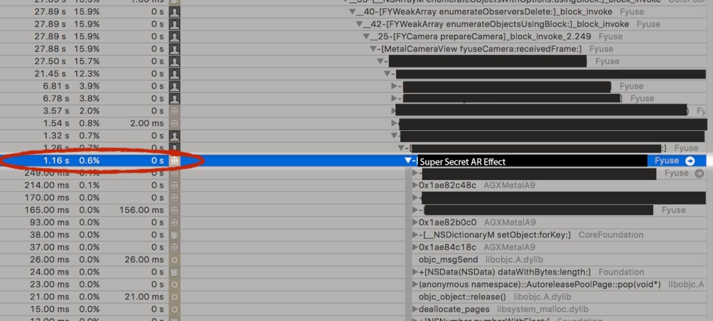 Производительность в iOS — Core Animation, Offscreen Rendering и System Trace. Часть 2 - 16
