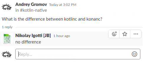 Расширение PHP и Kotlin Native. Часть первая, наивная - 2